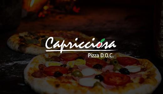 Polen Comunicação Caprisciosa Pizzaria