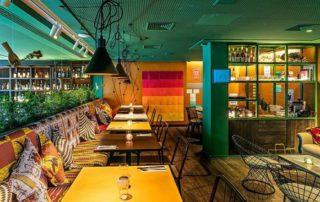 Nosso: mix de restaurante e bar no coração de Ipanema