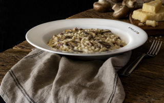 Spoleto lança risotto no menu de seu novo modelo de restaurante minha cozinha italiana