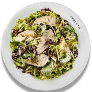 """O SPOLETO apresenta o menu """"As Levinhas"""": uma experiência leve, saborosa e divertida com receitas exclusivas feitas com ingredientes selecionados"""