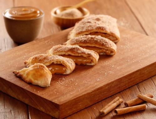 Domino's pizza lança Churros Bread nas 190 lojas espalhadas pelo Brasil